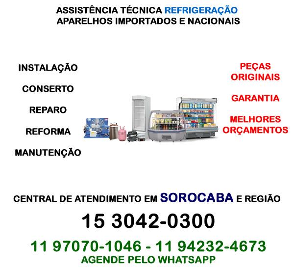 Assistência técnica eletrodomésticos Porto Feliz